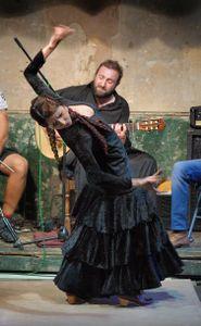 Alma Gitana band London show