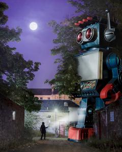 Little [sic] lost robot