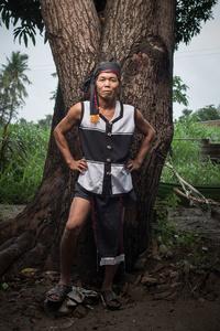Ra Glai village chief in Khanh Koa Province