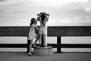 Scanning the Horizon