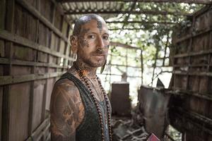 ScrapYard Portraits by John Hicks