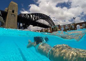 Sydney Harbour Bridge, NSW , ,Australia.