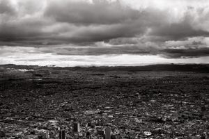 Storm from the hills © Antonio Pulgarin