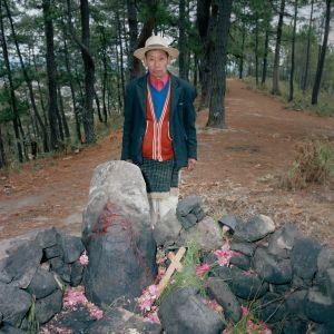 The Shaman, Chichicastenango, Guatemala 1986
