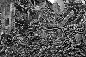 Tragedy of the spirit in Nepal Earthquake