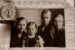 Sisters in Siberia