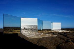 Spiegel im Weltnaturerbe Wattenmeer