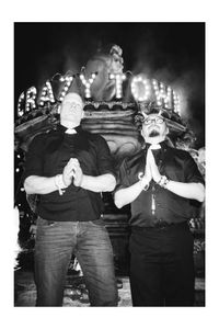 Two Priests Walk Into a Rave