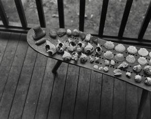 Cribbage Table © Allison Barnes