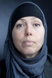 Anna, converted to Islam  in 1998