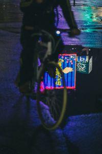 Under Neon Loneliness.