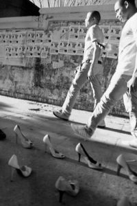 Invisible Women , Maputo, Angola