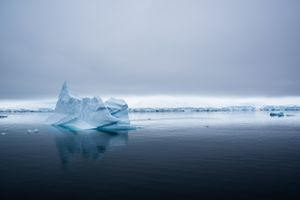Iceberg like ORIGAMI
