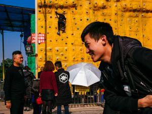 Chongqing Foreigner's Street