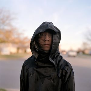 Eric, Halloween, 2010