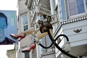 Haight Ashbury, San Francisco, 2015