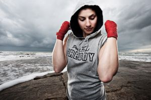 Monica Floridia - Boxing champion