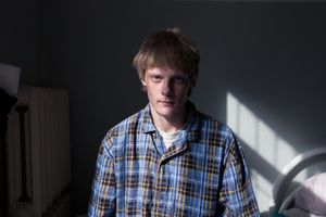 """""""It's hard for me to associate with people. Theydon't want to get me.They just think I'm a moron... well, not a moron but handicapped.And they treat me like – whatever,Vitalik,calm down and go home.And I go... but not home,I go to the forest to walk around""""."""