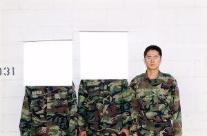 Portrait, #5 © Jae-gu Kang