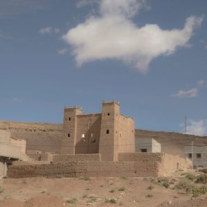 The Kasbah and the Cloud