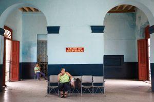 Salón de espera