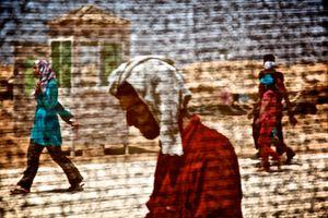 Syrian Refugee Migration