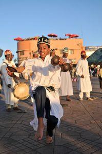 Gnoua dancer