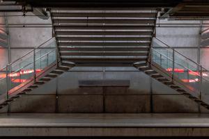 Bilbao stairs