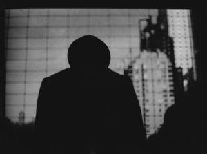 Untitled (Man Columbus Circle), 2018