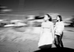 On Their Way, Maputo, Angola