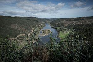 Hunting landscape, Tejo river. © Antonio Pedrosa