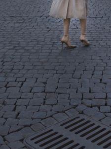 Piazza Campo dei Fiori. Roma