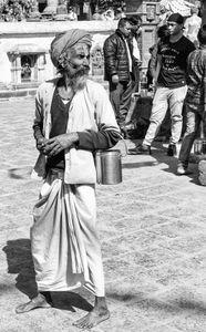 Hindu Beggar