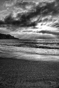 Sunset Golden Gate National Recreation Area
