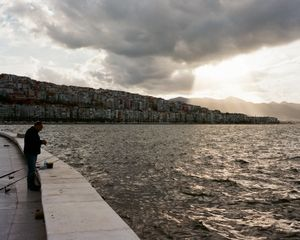Since the agreement between Turkey and Europe the journey to Europe has become more expensive and more difficult. Also, some families are too scared as they have heard about the many deaths and the appalling conditions on the other side. Instead of providing legal ways for refugees to travel, this route remains the only illegal option.