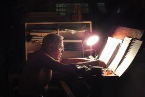 Composing at Night