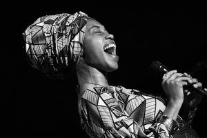 Jazzmeia Horn: vocals