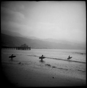 Surfers, Malibu, CA