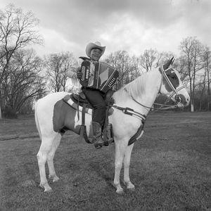Boozoo Chavis- Creole Cowboy