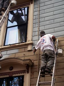 House painters, Salem, MA