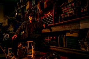 Masked & Quarantined