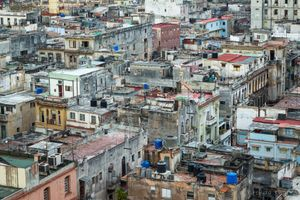 Havana from Above.