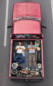 The Car Poolers © Alejandro CARTAGENA and Photoquai 2013