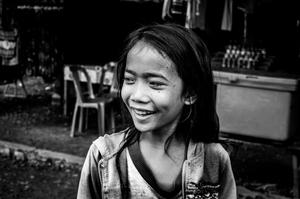 Battambang village girl