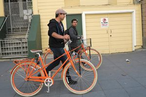 Two Orange Publics