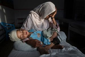 Afghanistan: The Silent Victims of a Forgotten War
