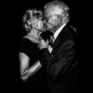 The last dance - in memory of my grandfather Antonio.