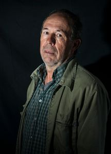 Antonio Pachón, agricultor olivarero