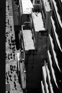 over shadows