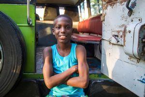 Habana, Cuba: Muchacho